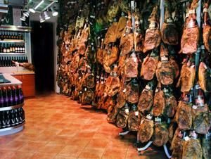 The Barcelona shop, it's amazing!!!