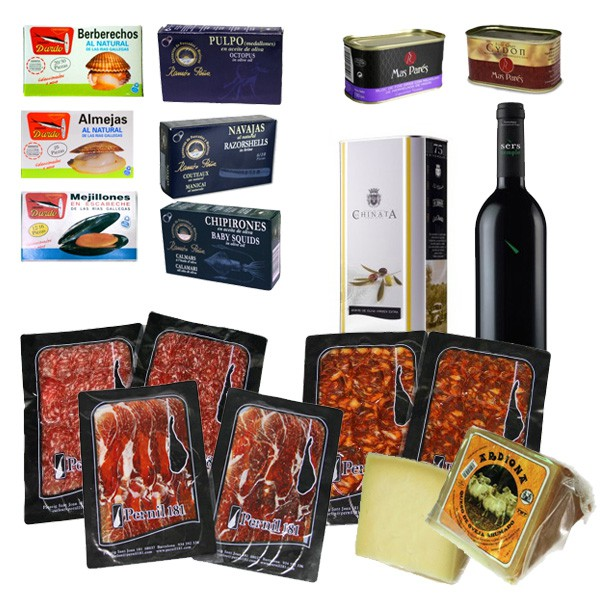 SUMMER Pack Ham & delicatessen [PROMO August 2012]