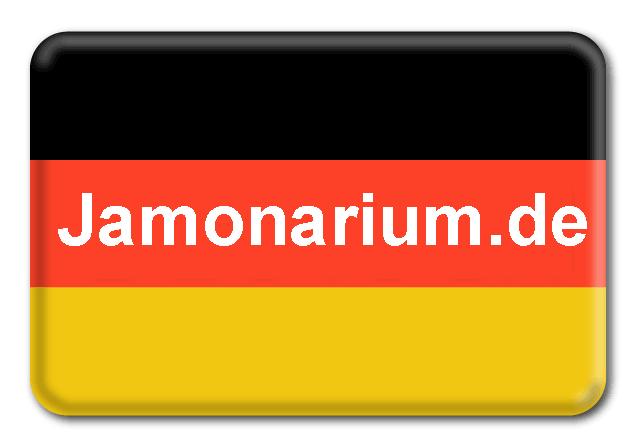 Jetzt können Sie Ihre Iberische, Bellota, Serrano, Schinken und vieles mehr auf Jamonarium.de bestellen