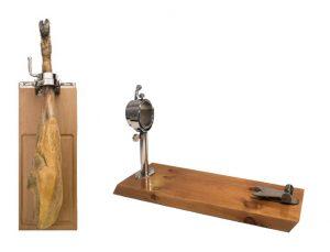 Wie wählen Sie Ihren idealen Schinkenhalter? Die eine an der Wand oder eine auf den Tisch legen?