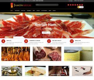 Wir verbessern unseren Online-Shop mit Schinken und iberischen Würstchen