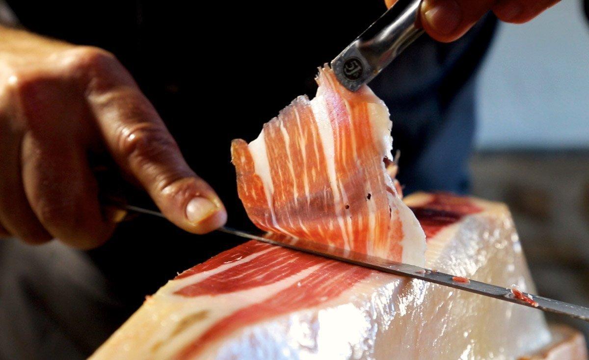 Jabugo 5J Ham, gastronomischer Anspruch