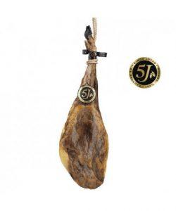 Cinco Jotas (5J) Schinken von Jabugo 100% Iberischer Bellota