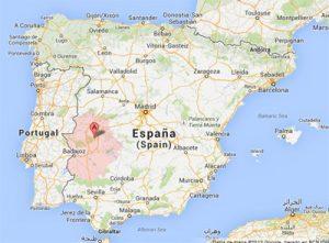 Die Route der Iberischen Schinken