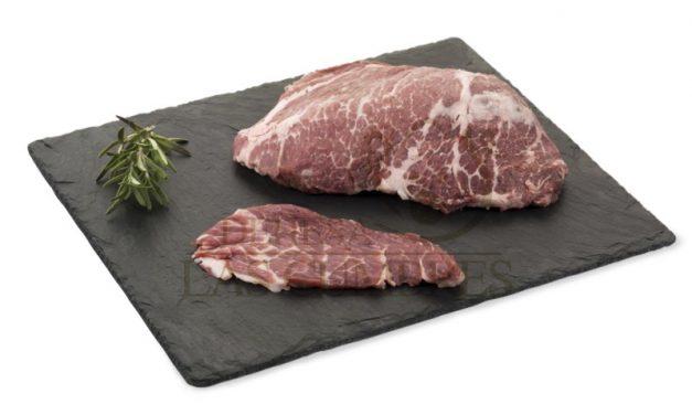 Frisches iberisches Fleisch: Woher es kommt und wie viele Schnitte es gibt.