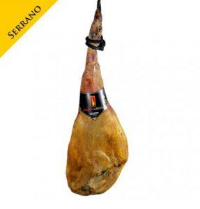 Gran Reserva Selection Serrano Ham, +20 Monate